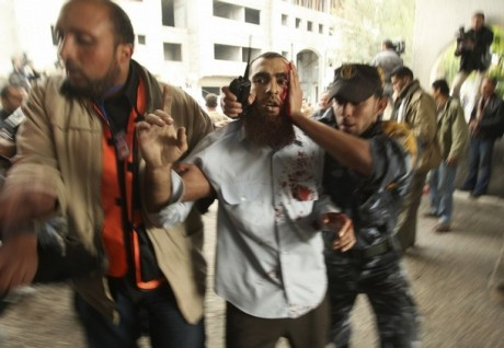 PALESTINIANS-ISRAEL/VIOLENCE